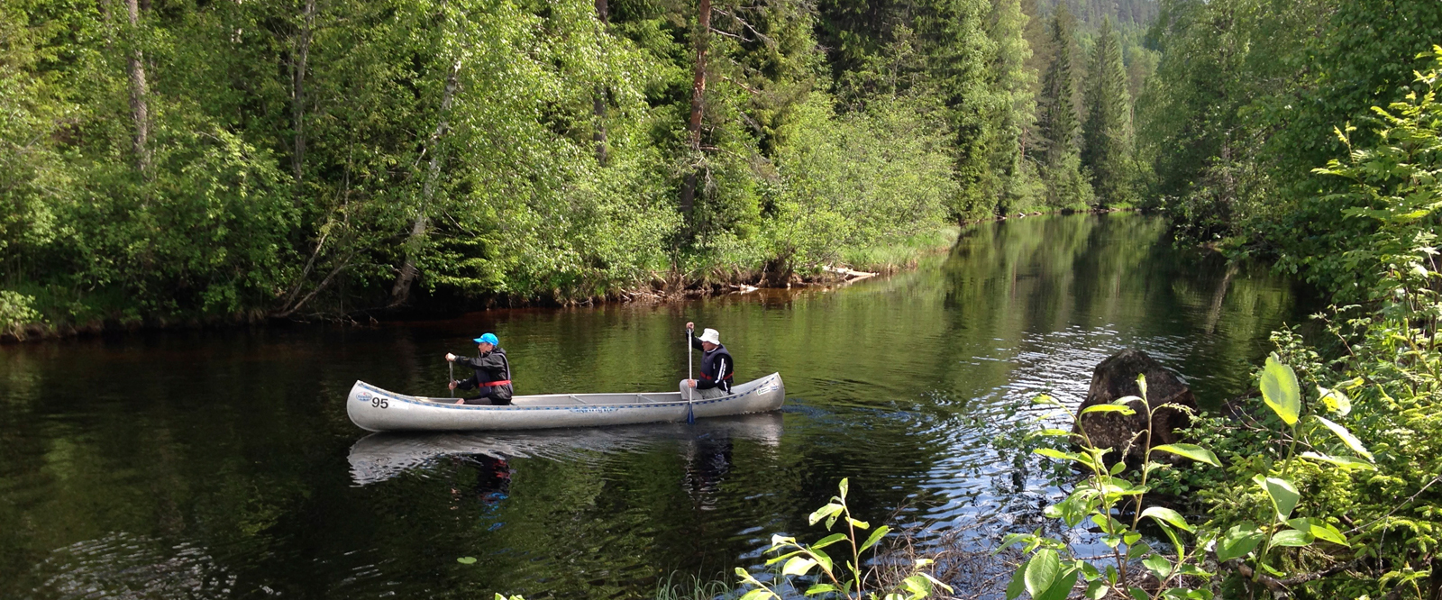 Paddla kanot eller kajak | Visit Torsby